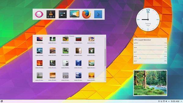KDE项目二十周年 让开源家庭更丰富